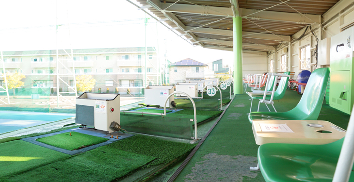 武里ゴルフセンター